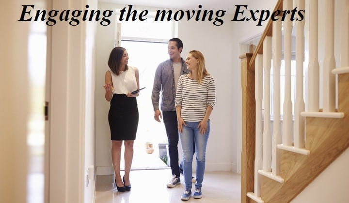 Engaging the moving Experts - Moving Feedback