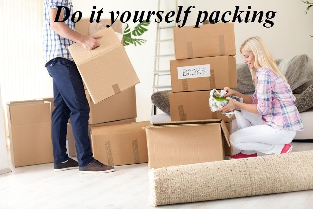 do-it-yourself to save cost - Moving Feedback