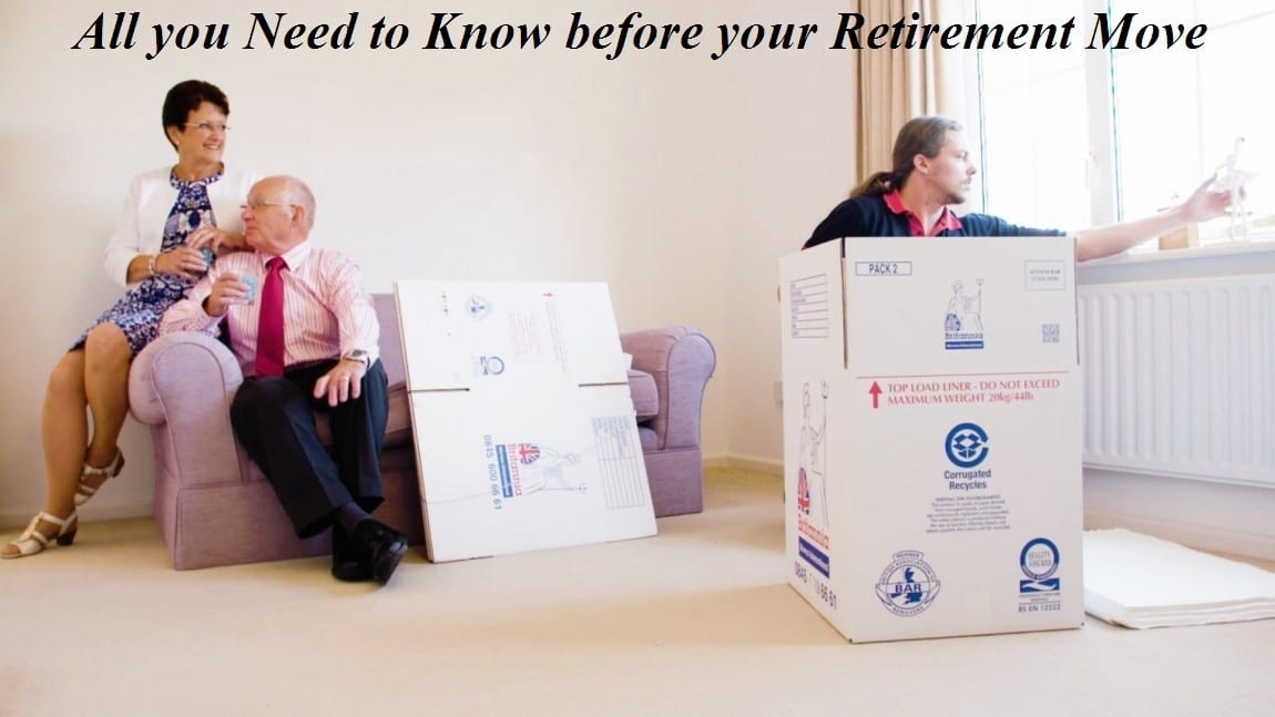 All you Need to Know before your Retirement Move - Moving Feedback