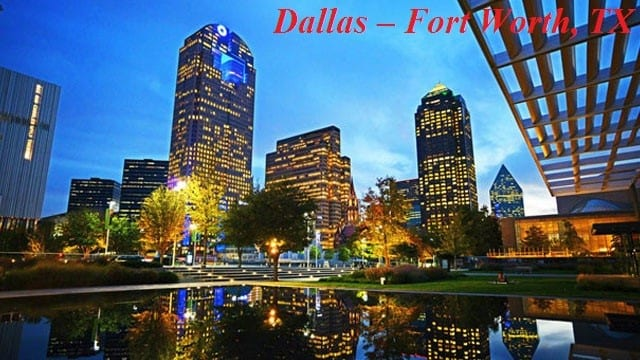 Top us cities for start-ups and entrepreneurs - Dallas - Moving Feedback