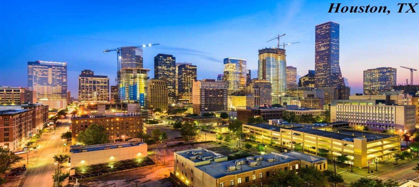 Top us cities for start-ups and entrepreneurs - Houston - Moving Feedback