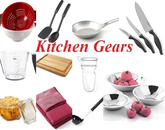Kitchen Gear - Moving Feedback