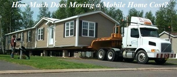 Mobile home - Moving Feedback