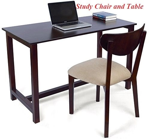 Study Chair and Table - Moving Feedback