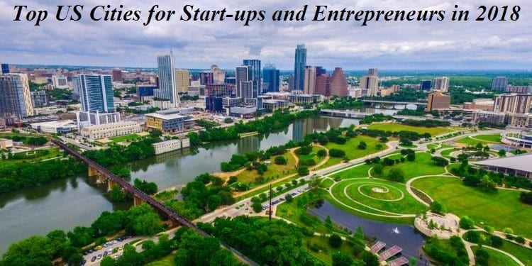 Top US city for start up - Moving Feedback