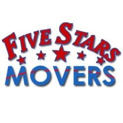 Five Stars Movers Reviews - Moving Feedback