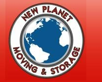 New Planet Moving and Storage - Moving Feedback