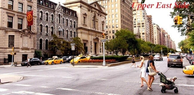 New York City Moving Guide - Upper East Side - Moving Feedback