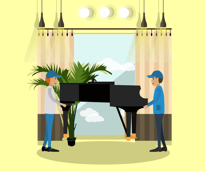 Piano Moving Companies - Moving Feedback
