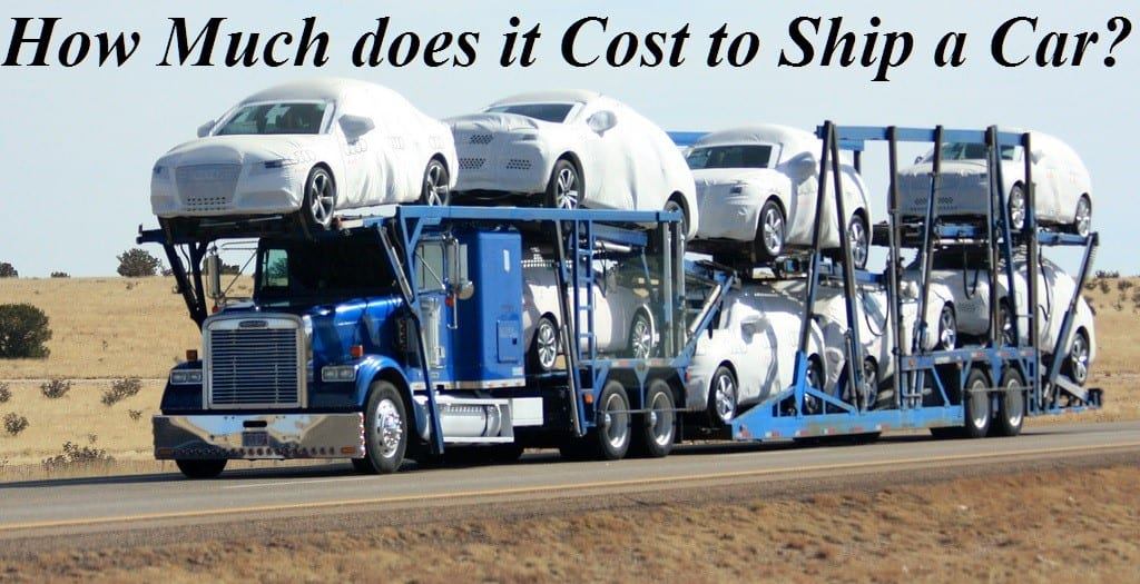How Much does it Cost to Ship a Car - Moving Feedback