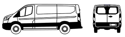 8 ft. Cargo Vans - Moving Feedback