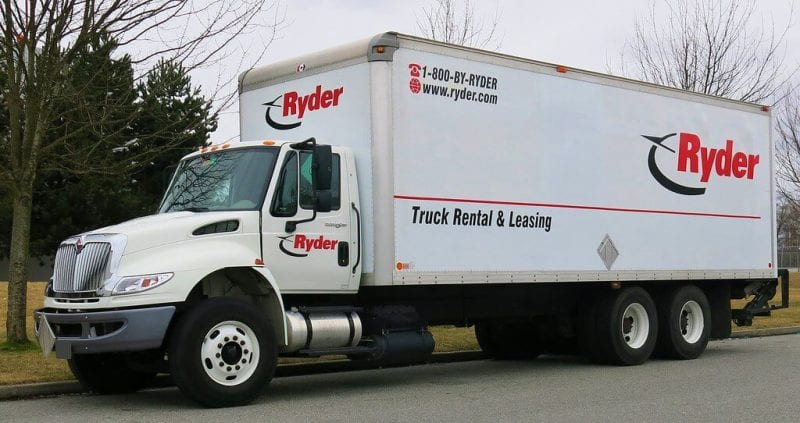 What Types of Move does Ryder offer?