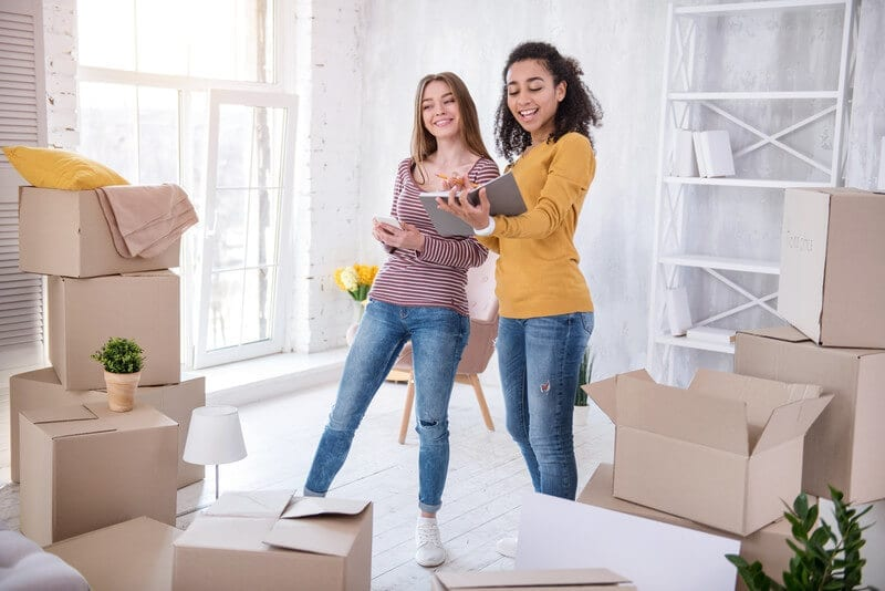 7 Tips for College Students Move - Moving Feedback Out