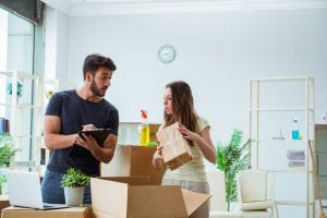 First Apartment Checklist for your Move - Moving Feedback
