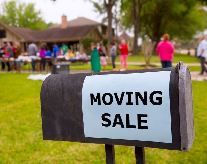 Guides to a Profitable Moving Sale - Moving Feedback