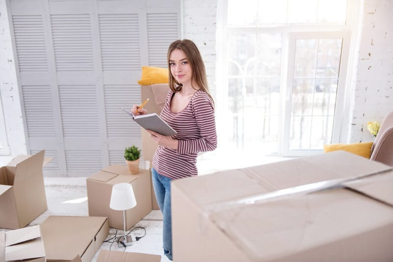 Move-out Divorce Moving Checklist - Moving Feedback