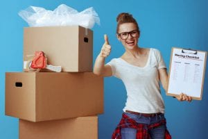 Moving Out of State Checklist - Moving Feedback