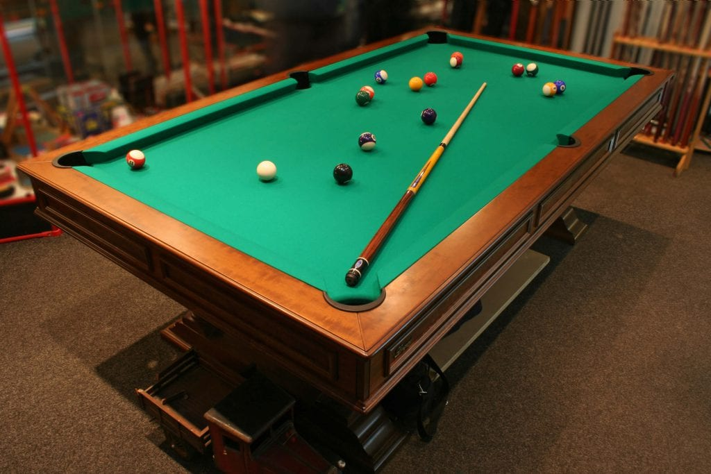 Pool Table Movers - Moving Feedback