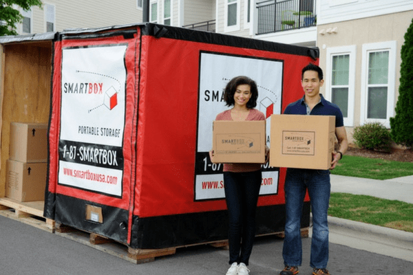 Top Moving Pods and Container Companies of 2020 - Smart Box