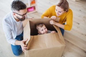 Tips for Moving with Babies - Moving Feedback