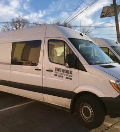 Sprinter Van Lines Inc
