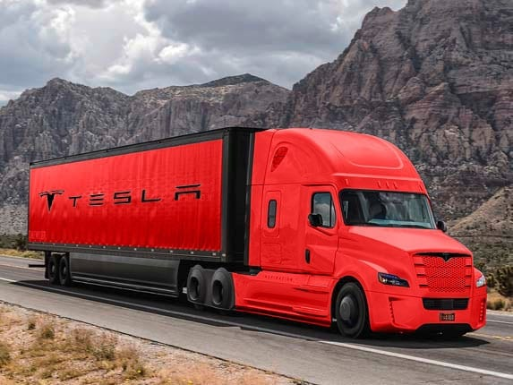 The Future of Tesla Semi Electric Truck and the Moving Industry - Moving Feedback