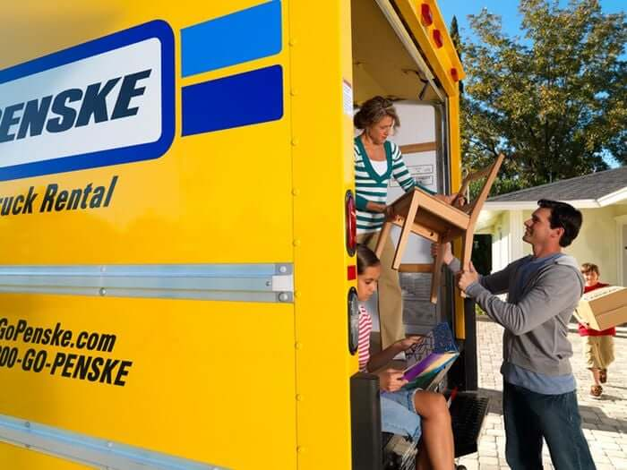 How much does it Cost to rent Penske?