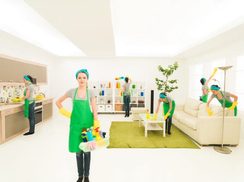 The Best House Cleaning Services