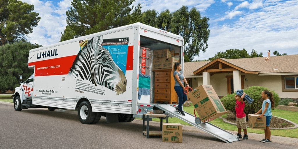 U-haul Review 2019 - Moving Feedback