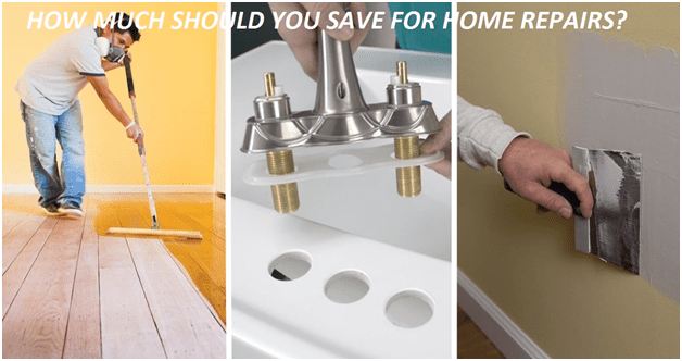 How Much Should you Save for Home Repairs - Moving Feedback
