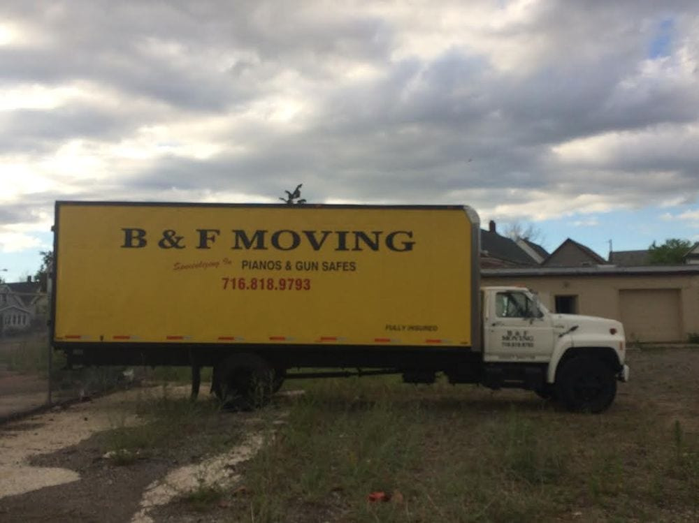 B & F Moving and Storage
