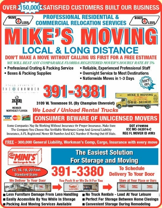 Mike S Moving Reviews Moving Feedback