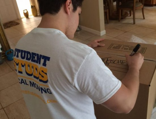 Student Studs Moving – Miami