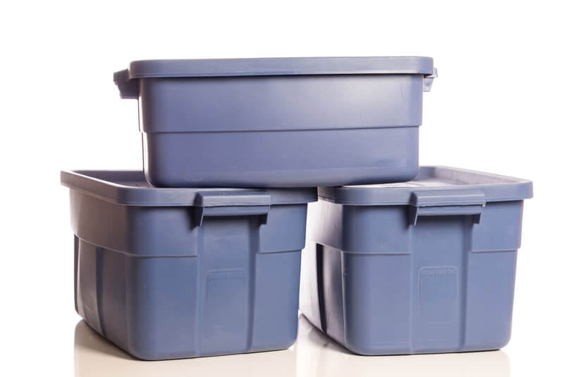 Benefits of Plastic Storage Bins
