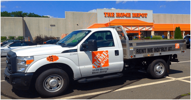 How Much Does A Home Depot Truck Rental Cost?