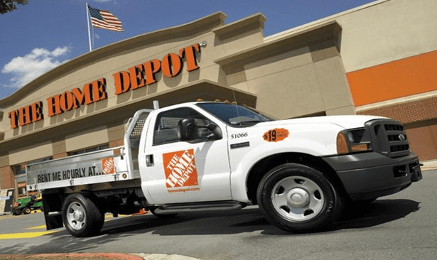 How does Home Depot truck operate?