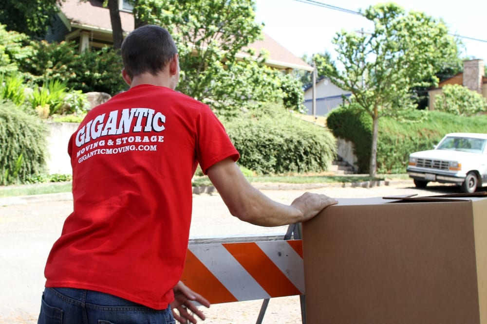 Gigantic Moving & Storage
