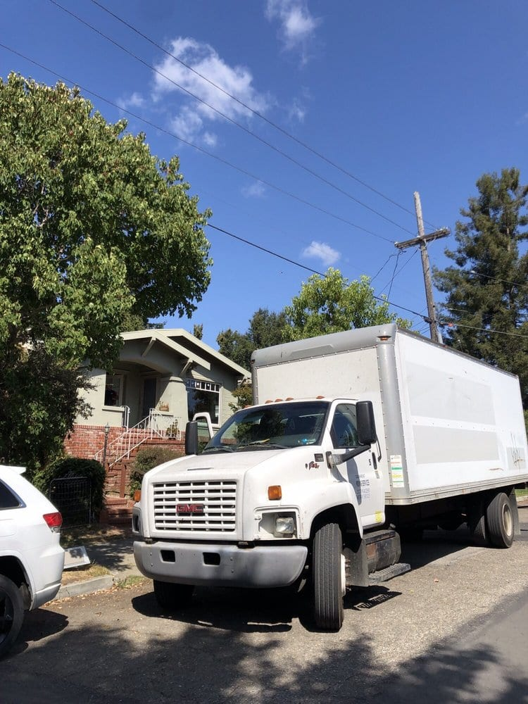 Bay Area Moving Local & Long Distance