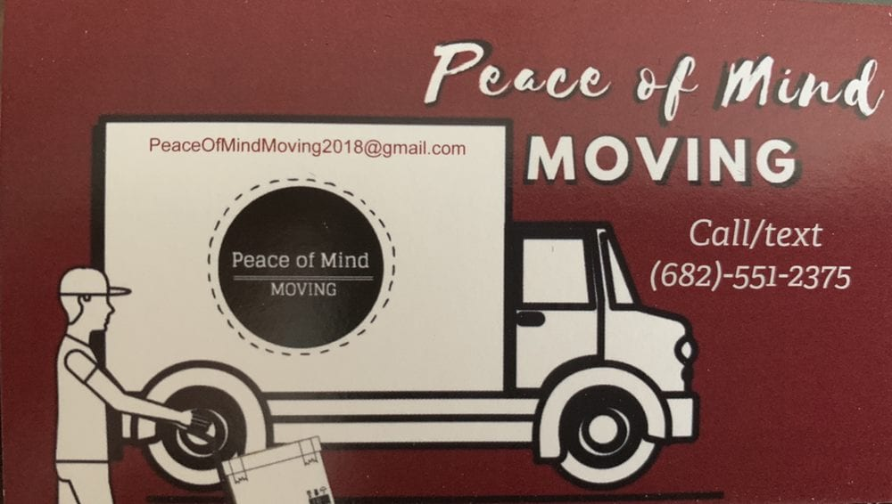 Peace Of Mind Moving