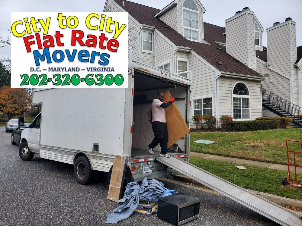City to City Flat Rate Movers