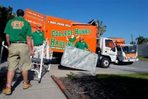 2020 College Hunks Hauling Junk and Moving Review