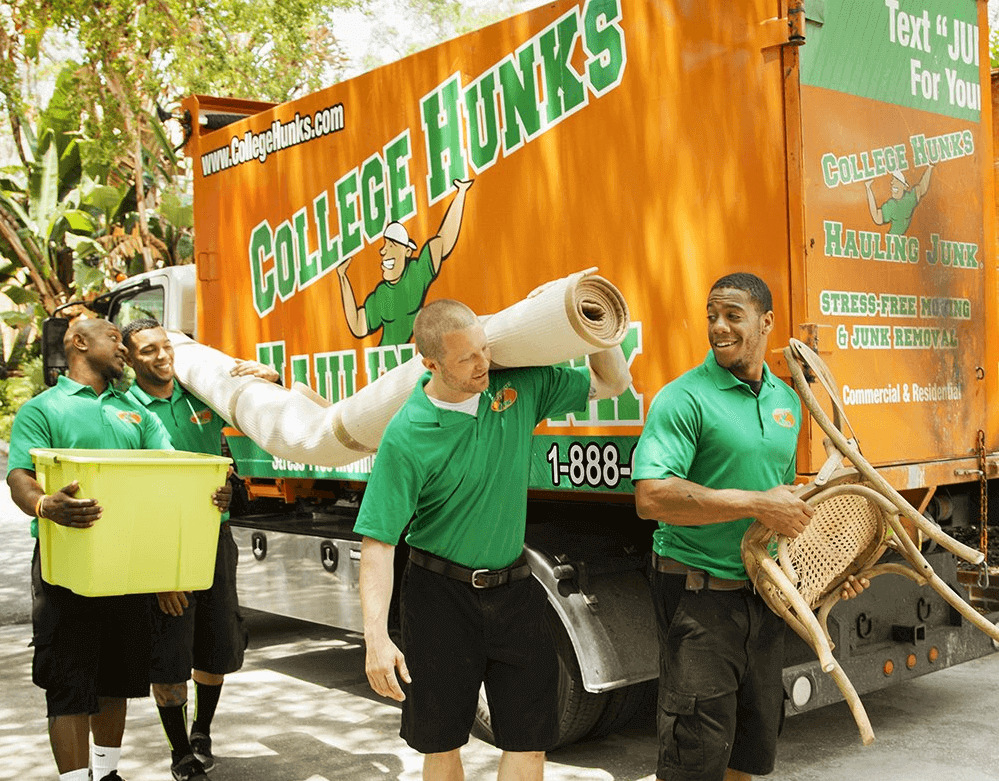 College Hunks' Junk Removal
