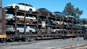 How to Ship a Car by Train?