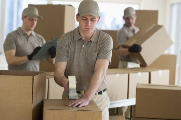 Professional Relocation Movers Moving Packing and Storage