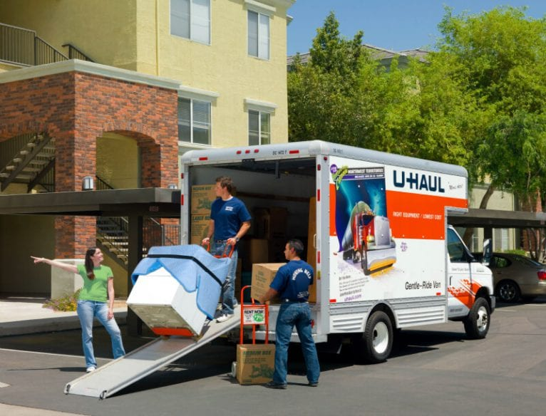 What to Get When You Move with U-Haul