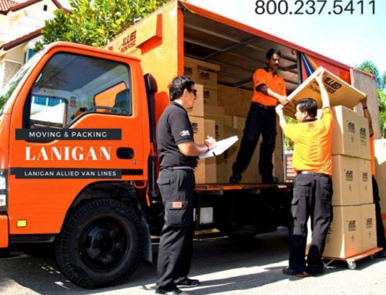 Lanigan Worldwide Moving & Warehousing