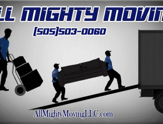 All Mighty Moving