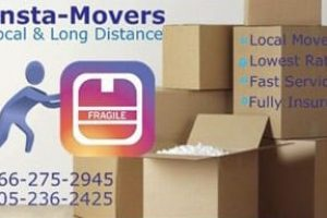 Top 10 Most Affordable Moving Companies - Insta Movers Alabama